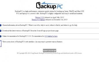 backuppc linux