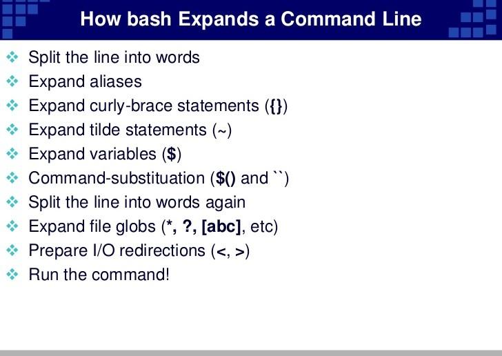 linux aliases bash