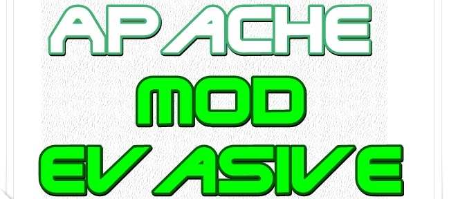 mod_evasive apache