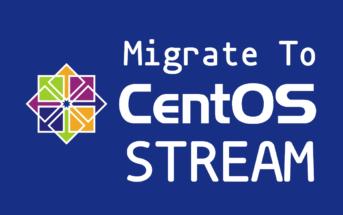 CentOS Stream